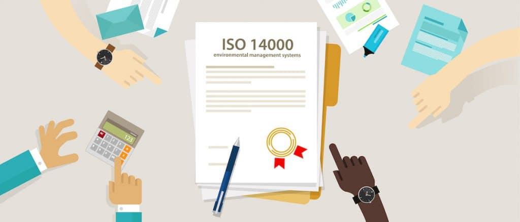 ISO 14001 Umweltmanagement
