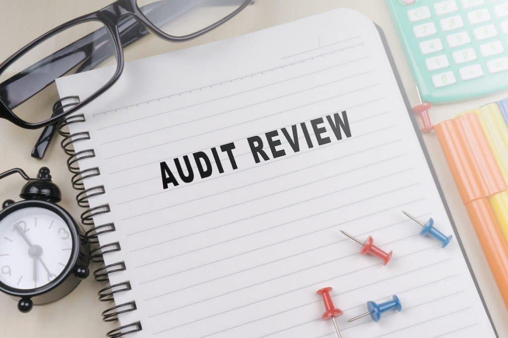 Zertifizierungsaudit - Audit Review