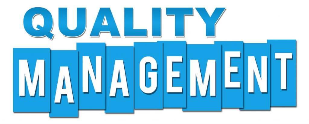 Schwerpunkte ISO 9001