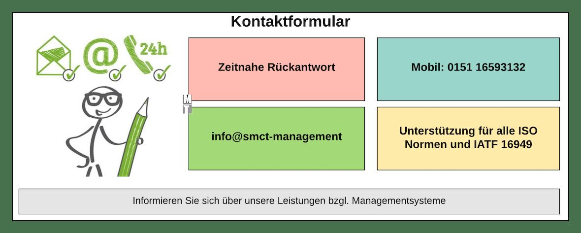 Kontaktformular | SMCT-MANAGEMENT