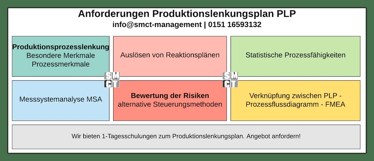 Produktionslenkungsplan Control Plan | SMCT-MANAGEMENT